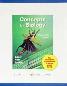 Concepts in Biology (Int'l Ed)