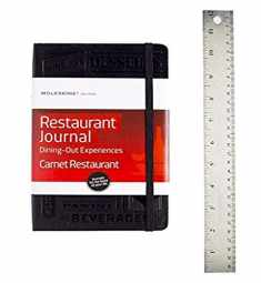 Moleskine Passion Journal - Restaurant, Large, Hard Cover (5 x 8.25): Dining Out Experiences