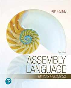 Pearson eText for Assembly Language for x86 Processors -- Access Card