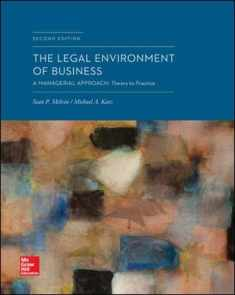 The Legal Environment of Business: A Managerial Approach: Theory to Practice
