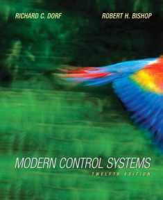 Modern Control Systems (12th Edition)