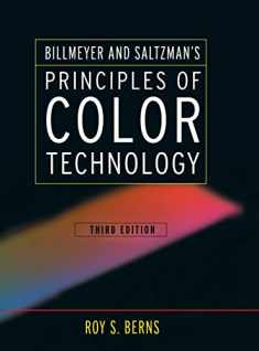 Billmeyer and Saltzman's Principles of Color Technology