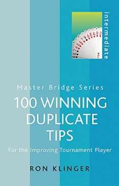 100 Winning Duplicate Tips (Master Bridge Series)