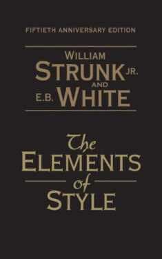 The Elements of Style: 50th Anniversary Edition