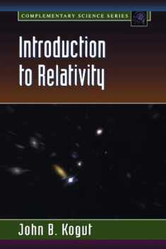 Introduction to Relativity: For Physicists and Astronomers (Complementary Science)