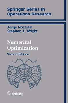 Numerical Optimization (Springer Series in Operations Research and Financial Engineering)
