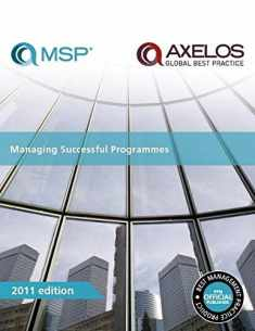 Managing Successful Programmes: 2011