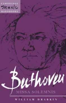 Beethoven: Missa Solemnis (Cambridge Music Handbooks)