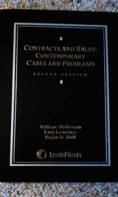 Contracts and Sales: Contemporary Cases and Problems
