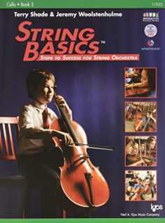 117CO - String Basics Book 3 - Cello