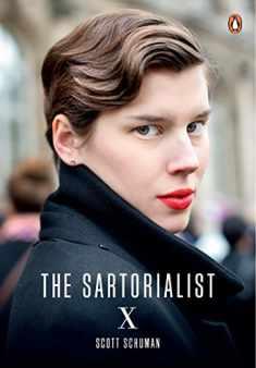 The Sartorialist: X (PENGUIN BOOKS)