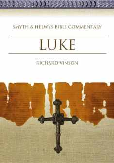 Luke: Smyth & Helwys Bible Commentary (Book & CD-ROM)