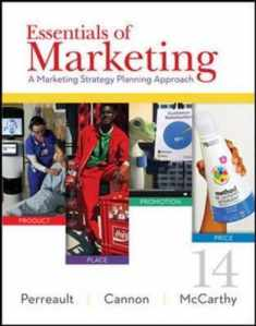 Essentials of Marketing (Int'l Ed)