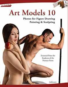Art Models 10 Companion Disk: Photos for Figure Drawing, Painting, and Sculpting (Art Models series)