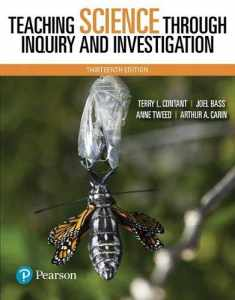 Teaching Science Through Inquiry-Based Instruction, Enhanced Pearson eText -- Access Card