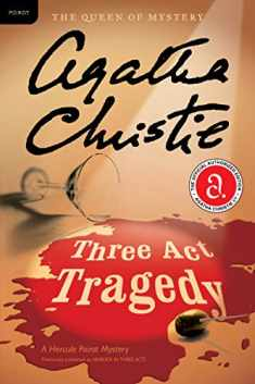 Three Act Tragedy: A Hercule Poirot Mystery (Hercule Poirot Mysteries)