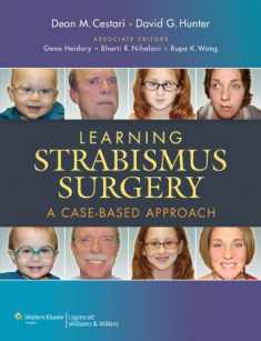 Learning Strabismus Surgery: A Case-Based Approach
