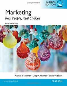 Marketing Real People, Real Choices, Global Edition