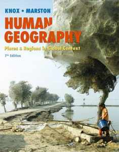 Human Geography: Places and Regions in Global Context Plus Mastering Geography with eText -- Access Card Package (7th Edition)