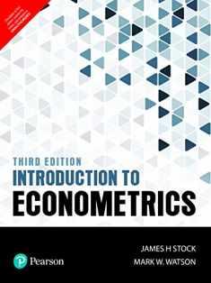 Introduction to Econometrics (3rd Edition)