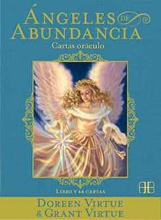 Ángeles de abundancia. Cartas oráculo: Libro y 44 cartas (Doreen Virtue) (Spanish Edition)