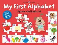 My First Alphabet Jigsaw Set (My First Priddy)