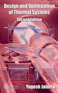 Design and Optimization of Thermal Systems (Mechanical Engineering)
