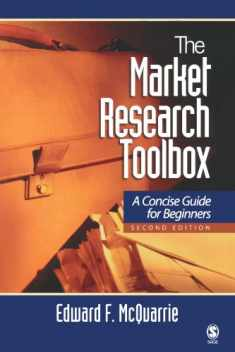 The Market Research Toolbox: A Concise Guide for Beginners Second Edition