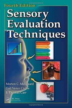 Sensory Evaluation Techniques,  Fourth Edition