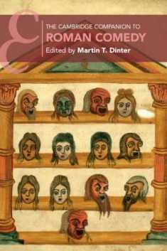The Cambridge Companion to Roman Comedy (Cambridge Companions to Literature)