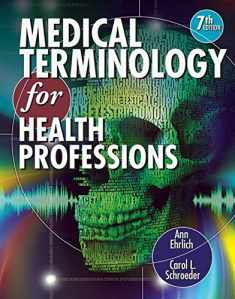 Medical Terminology for Health Professions (with Studyware CD-ROM)