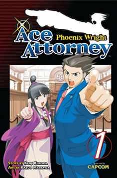 Phoenix Wright: Ace Attorney 1