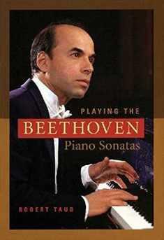 Playing the Beethoven Piano Sonatas (Amadeus)