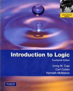 Introduction to Logic International Edition