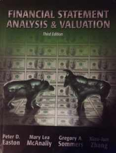 Financial Statements Analysis and Valution