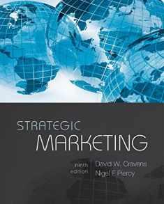 Strategic Marketing (MCGRAW HILL/IRWIN SERIES IN MARKETING)