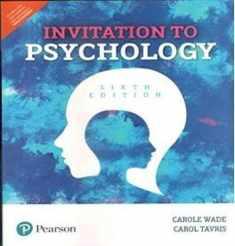 Invitation To Psychology 6Th Editon