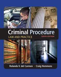 Criminal Procedure: Law and Practice