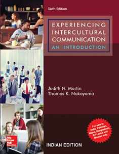 Experiencing Intercultural Communication [Paperback] Martin