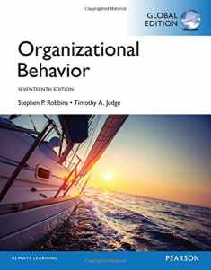 Organizational Behavior, Global Edition