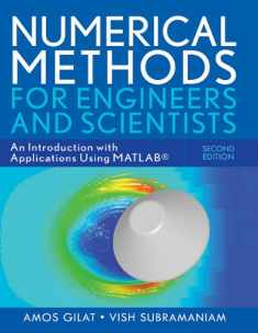 Numerical Methods with MATLAB