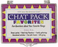 Chat Pack Favorites: Fun Questions about Your Favorite Things