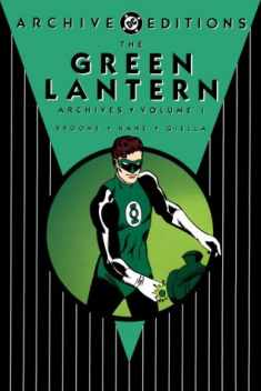 The Green Lantern Archives - Volume 1 (Archive Editions (Graphic Novels))