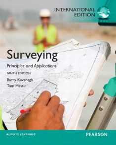 Surveying: Principles & Applications
