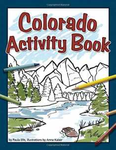 Colorado Activity Book (Color and Learn)