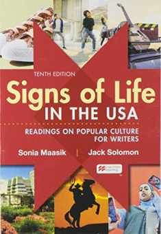 Signs of Life in the USA: Readings on Pop Culture for Writers