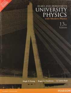 Sears And Zemansky's University Physics 13Edition