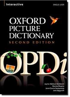 Oxford Picture Dictionary Interactive CD-ROM (Single User)