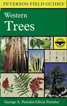 A Field Guide to Western Trees: Western United States and Canada (Peterson Field Guides (Paperback))