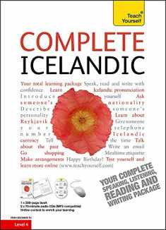 Complete Icelandic Beginner to Intermediate Course: (Book and audio support) Learn to read, write, speak and understand a new language (Teach Yourself)